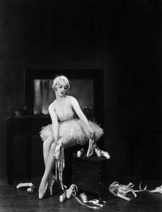 Madeleine Parker, Ballerina 1929.  jj