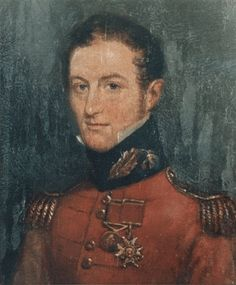 Frederick George Heriot- Foot Regiment of Foot- died at Drummondville, Canada East, 1843 Military Officer, Military Uniforms, British Uniforms, War Of 1812, Canadian History, Canada, Napoleonic Wars, British Army, 19th Century