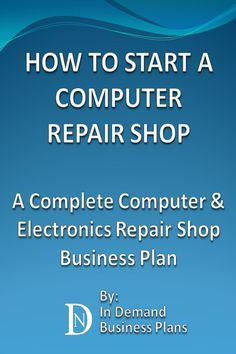 Computer services business plan