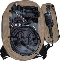 Ghostbusters Proton Back Pack (Standard): Ghostbusters Proton Pack Backpack