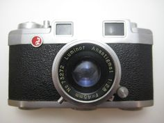 35Mm Camera | Vintage Pax 35mm rangefinder camera 35mm Luminor 45mm by manstuff