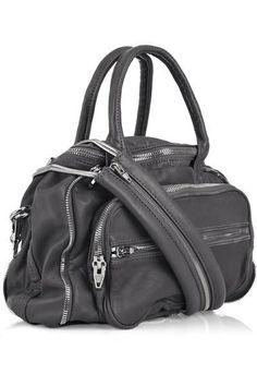 Alexander Wang Eugene Satchel Handbag Bag New #AlexanderWang #Satchel