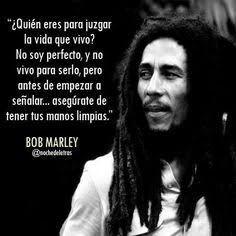33 Mejores Imágenes De Bob Marley Y Sus Frases Bob Marley Her