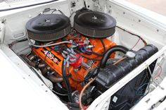 1964 Plymouth Savoy A990 Max Wedge Engine