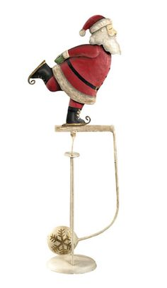 Santa Skating Balance toy