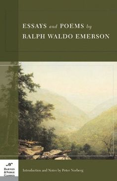 THE COMPLETE ESSAYS OF RALPH WALDO EMERSON (Special Nook Edition) FULL COLOR…