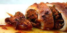Calamares rellenos | Recetas tradicionales de Alicante