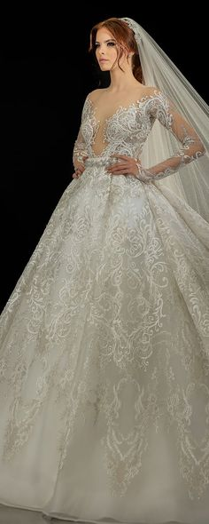 Appolo Fashion 2017 collection - Bridal - http://www.orientpalms.com/Appolo-Fashion-6774
