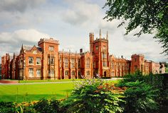 1st visit: 2011. Belfast, Northern Ireland. Queens University, established in 1849.