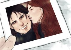 "Winterwidow | James ""Bucky"" Barnes x Natasha Romanoff 