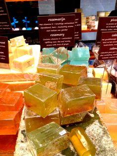 HOW TO MAKE ORGANIC SOAP, ROSEMARY SOAP