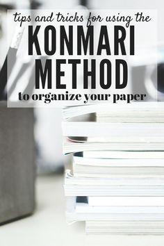 Do It Yourself Organization, Home Organization Hacks, Paper Organization, Financial Organization, Household Organization, Kitchen Organization, House Cleaning Tips, Spring Cleaning, Cleaning Hacks