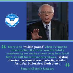 Silvers for Sanders. Bernie isn't just for millennials. Politics, Bernie Sanders Climate Change, We Energies, Common Sense, Facebook Sign Up, Stand Up, Truths, Environment