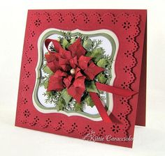 Spellbinders Ideas | don't have Crumb Cake so I substituted Sahara Sand and used it as ...