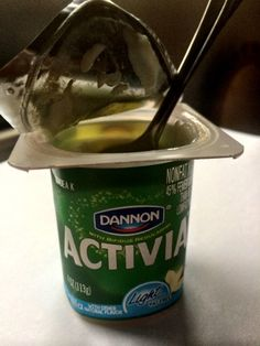 #ad Hands in the air if you're regular! I JUST discovered Vanilla Activia #ActiviaChallenge