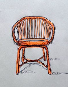 Huma, the #chair that predicts happiness - Mario Ruiz for Expormim at iSaloni 2015 @expormimlife