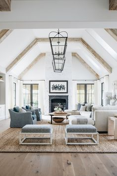 Home Interior Salas .Home Interior Salas House Design, Home And Living, House Interior, Home Living Room, House, Rustic Home Interiors, Farmhouse Living, Farm House Living Room, Farmhouse Interior