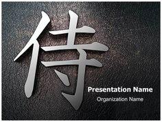 Cannabis powerpoint template is one of the best powerpoint samusai kanji powerpoint template is one of the best powerpoint templates by editabletemplates toneelgroepblik Gallery