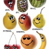 Fruits of the Spirit - Galations 5:22-23