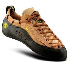 My current shoe La Sportiva Mythos Climbing Shoe - Rock/Creek size 45