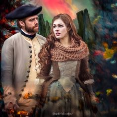 """""""I swear to ye, Bree,"""" he said. """"Whatever I'm called to now—and God knows what that is—I was called to be your husband first. Your husband and the father of your bairns above all things—and that I always shall be. Whatever I may do, it will not ever be at the price of my family, I promise you.""""   """"All I want,"""" she said softly to the dark, """"is for you to love me. Not because of what I can do or what I look like, or because I love you—just because I am."""""""