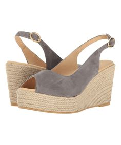 Take a look at this Cordani Carbon Evan Suede Sandal today!