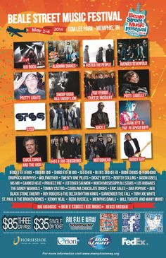 Avenged Sevenfold en el Beale Street Music Festival el 4 de Mayo en Memphis (USA) http://www.memphisinmay.org/bsmflineup