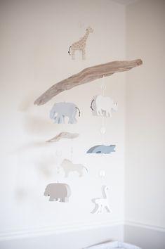 Sophisticated Safari Nursery | The Little Umbrella