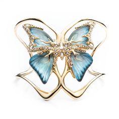 Jardin Mystère Butterfly Cuff | Alexis Bittar