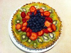Mette's Magic Raw Cake