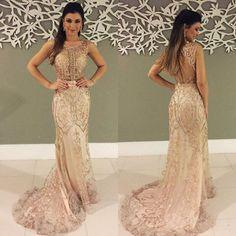 Vestido de formatura