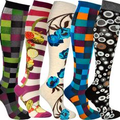 These are crazy socks. I like them just don't think i would wear them. But they are cool looking.