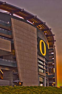 Autzen Stadium - Eugene, Oregon by Stevi Sayler on 500px