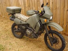 What can I do to make an USMC KLR replica? - Forums - Your Kawasaki Forum Resource! - The Original Forum! Kawasaki 250, Dr 650, Overland Truck, Dual Sport, What Can I Do, Special Forces, Usmc, Bobber, Cars And Motorcycles