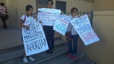 Arriban padres de familia de la primaria Margarita Maza Juárez a la SECD para…