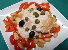 Pollo Tonnato (Chicken In Tuna Sauce)
