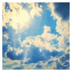 Marmont Hill Clouds Painting Print on Wrapped Canvas - JL201421-C-