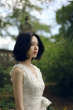 Ideas Hair Styles Korean Short Bob Haircuts For 2019 2015 Hairstyles, Short Hairstyles For Women, Trendy Hairstyles, Korean Short Hairstyle, Asian Hairstyles, Korean Short Hair Bob, Korean Haircut Medium, Asian Bob Haircut, Asian Hair Bob