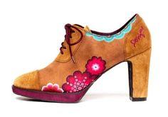 Collezione desigual scarpe autunno inverno 2013 2014 FOTO  #desigual #shoes #scarpe #autunnoinverno #autumnwinter #moda2014 #collection #stringate