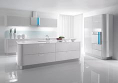 Why not a Snow White Kitchen ?