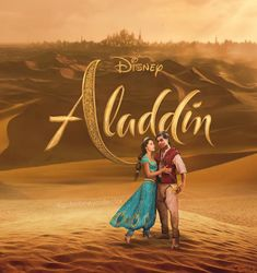 Aladdin is a movie starring Naomi Scott, Will Smith, and Mena Massoud. A kindhearted street urchin and a power-hungry Grand Vizier vie for a magic lamp that has the power to make their deepest wishes come true. Arte Disney, Disney Art, Disney Pixar, Aladdin Wallpaper, Disney Wallpaper, Film Aladdin, Watch Aladdin, Aladdin And Jasmine, Walt Disney Pictures