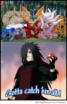 Madara's Poke Adventure