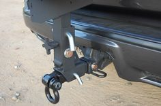 Fold Down Tire Carrier PREMIUM MODEL | CBI Offroad Fab