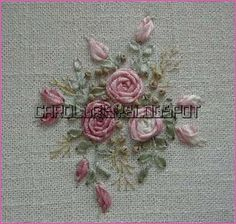 Silk Ribbon Embroidery: New Additions to Free Designs