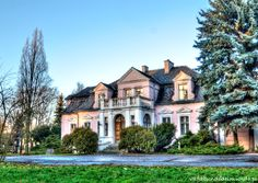 Manieczki - dwór Manor Houses, Country Houses, Palaces, Castles, Poland, Travel Inspiration, Places To Visit, Journey, Hero