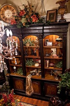 Old World Tuscan Mediterranean Decor Is Creative Inspiration For Us T Cano Cabinet Top Decorating