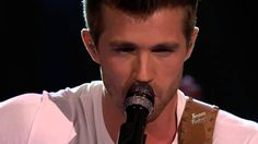 Josiah Hawley - The Man Who Can't Be Moved - The Voice USA 2013 - HD I love this song!!!!!! Such a pretty face