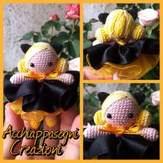 Little Yellow Black Cat Doll ^_^ You can find her here ---> https://www.etsy.com/listing/211974282/20-saleamigurumi-cat-entirely-handmade?ref=listing-shop-header-1