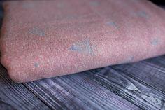 Minako Blush Gem Wrap (bourette silk) Image