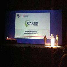Premios AJE Asturias 2014 Moodo Cares Formación